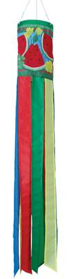 "# 78667 : Watermellon   6"" By 40"" Windsocks  upc #  63010478667"